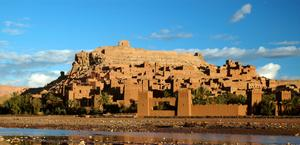 From Ouarzazate