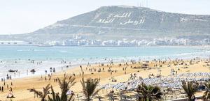 Nos  CIRCUITS : From Agadir