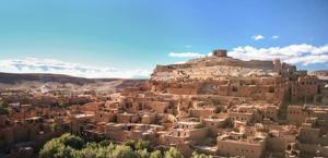 Nos  CIRCUITS : From Ouarzazate